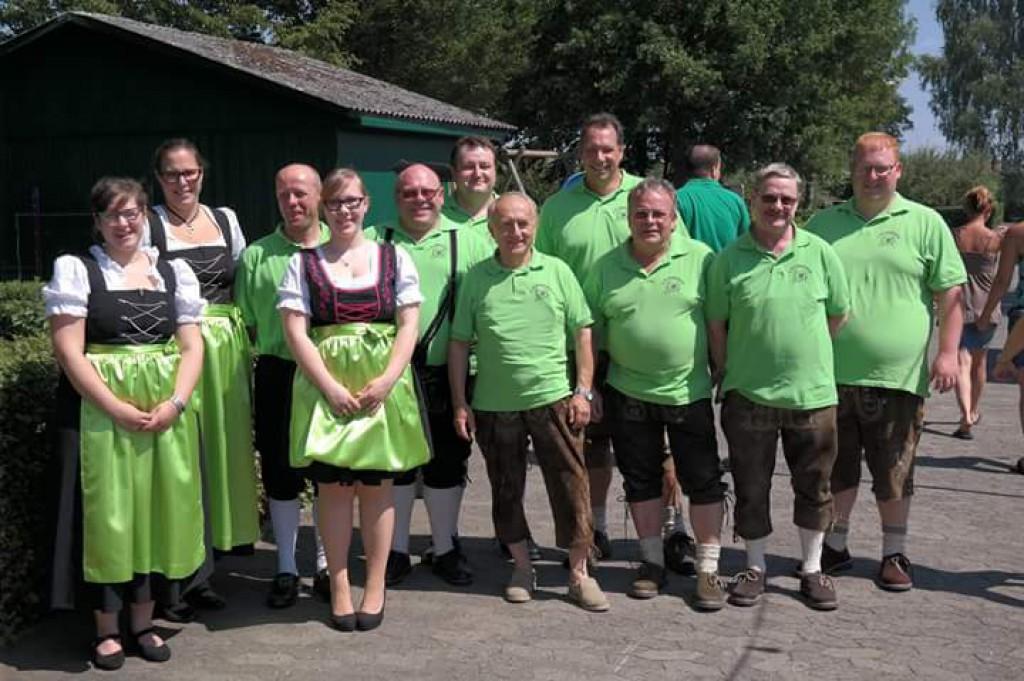 Bild von Gruppe 1. FC Böhmisch