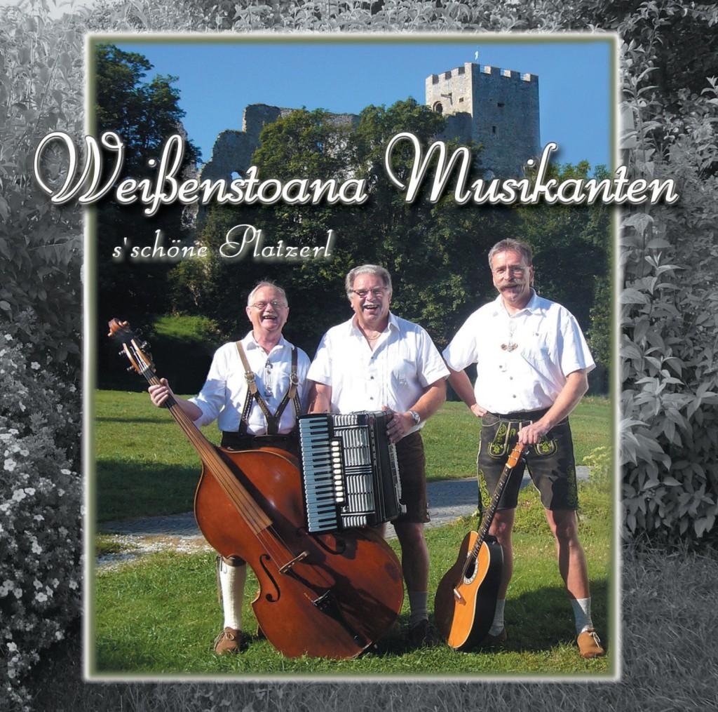 Bild von Gruppe Weißenstoana Musikanten