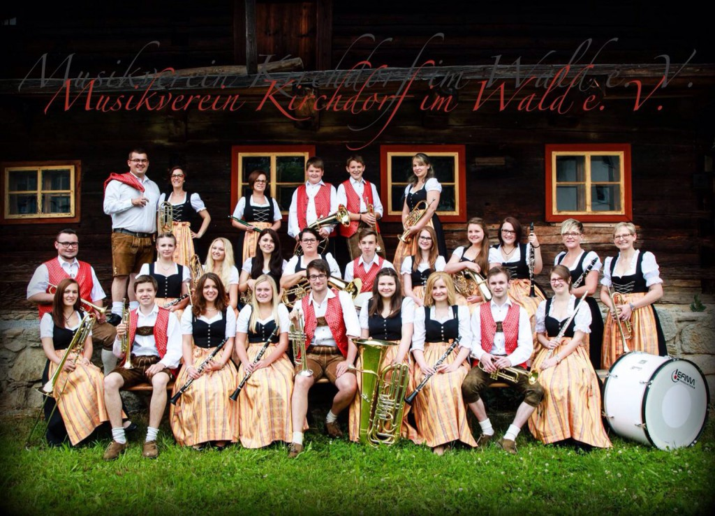 Bild von Gruppe Musikverein Kirchdorf