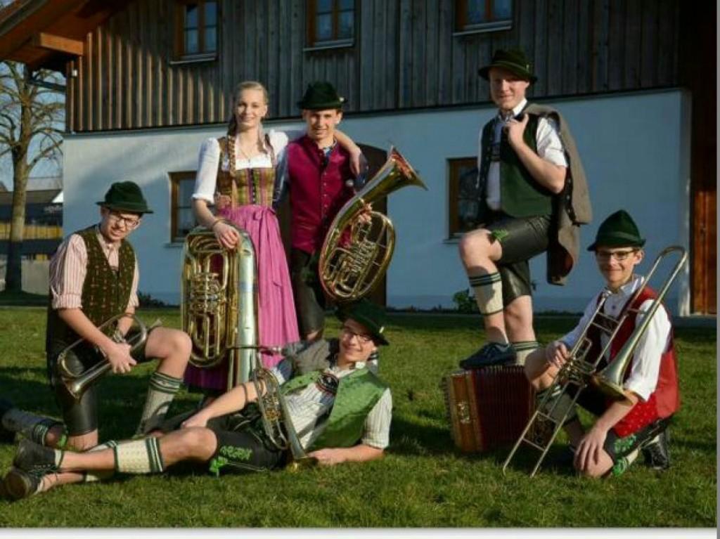 Bild von Gruppe Lindacher-Tanzlmusi