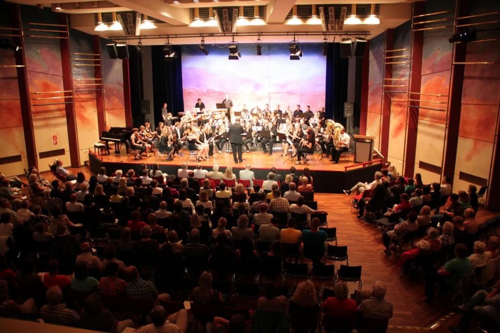 Bild von Gruppe Berufsfachschule für Musik des Landkreises Deggendorf in Plattling