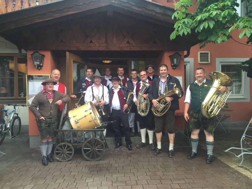 Bild von Gruppe Glemsbachmusikanten