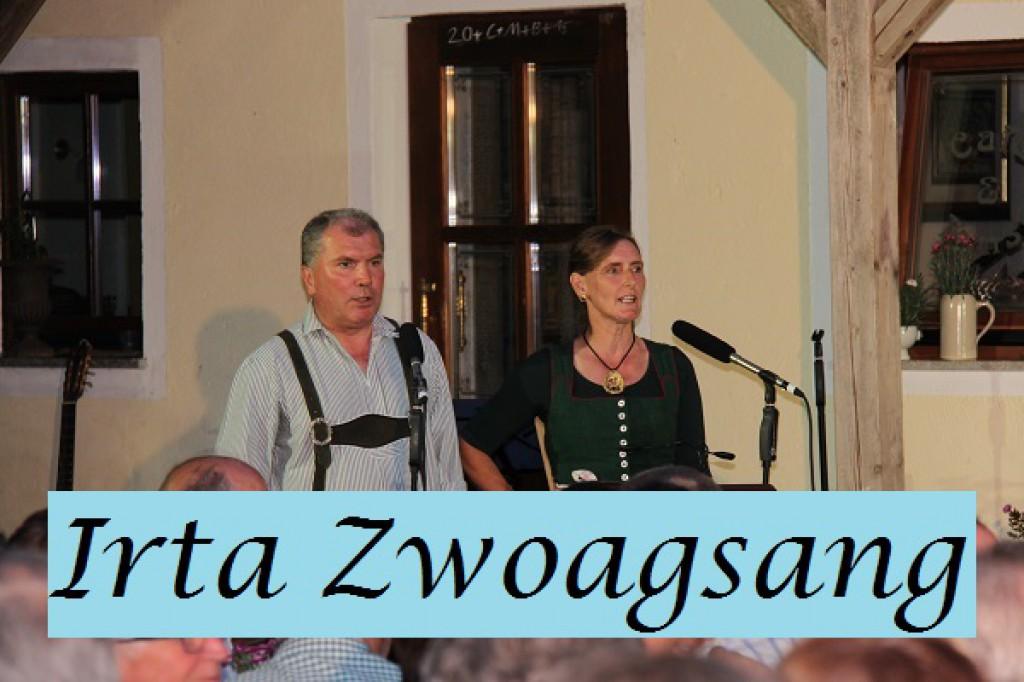 Bild von Gruppe Irta Zwoagsang