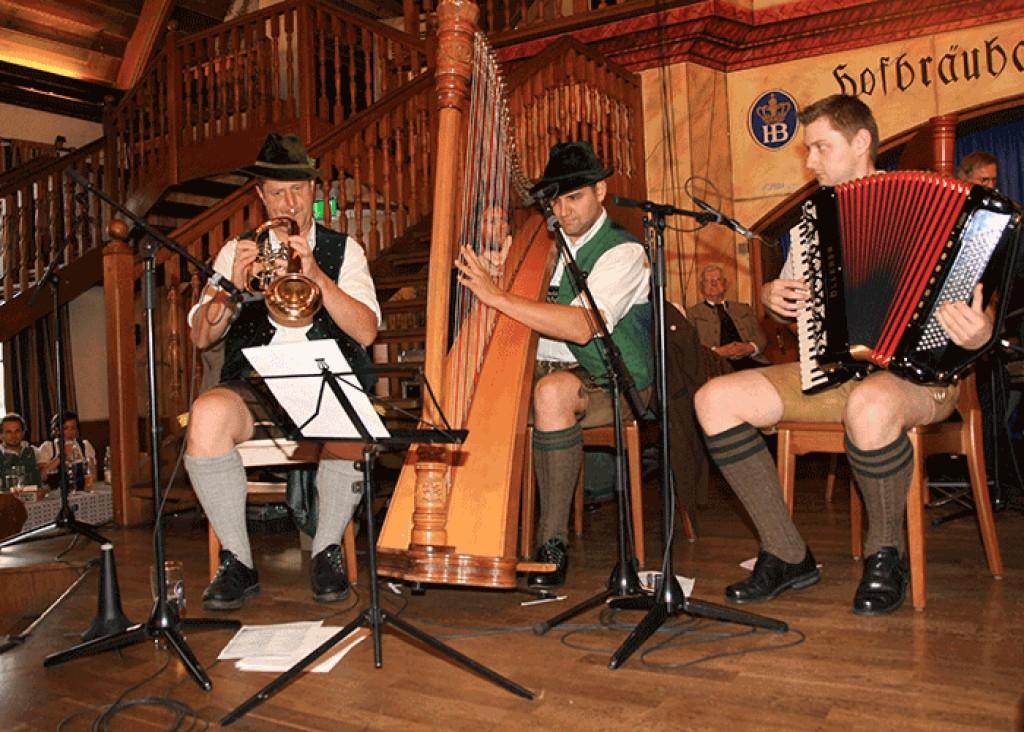Bild von Gruppe Trio Hilger-Demer-Weiß