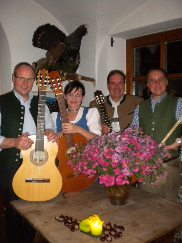 Bild von Gruppe Langwieser Saitenmusik