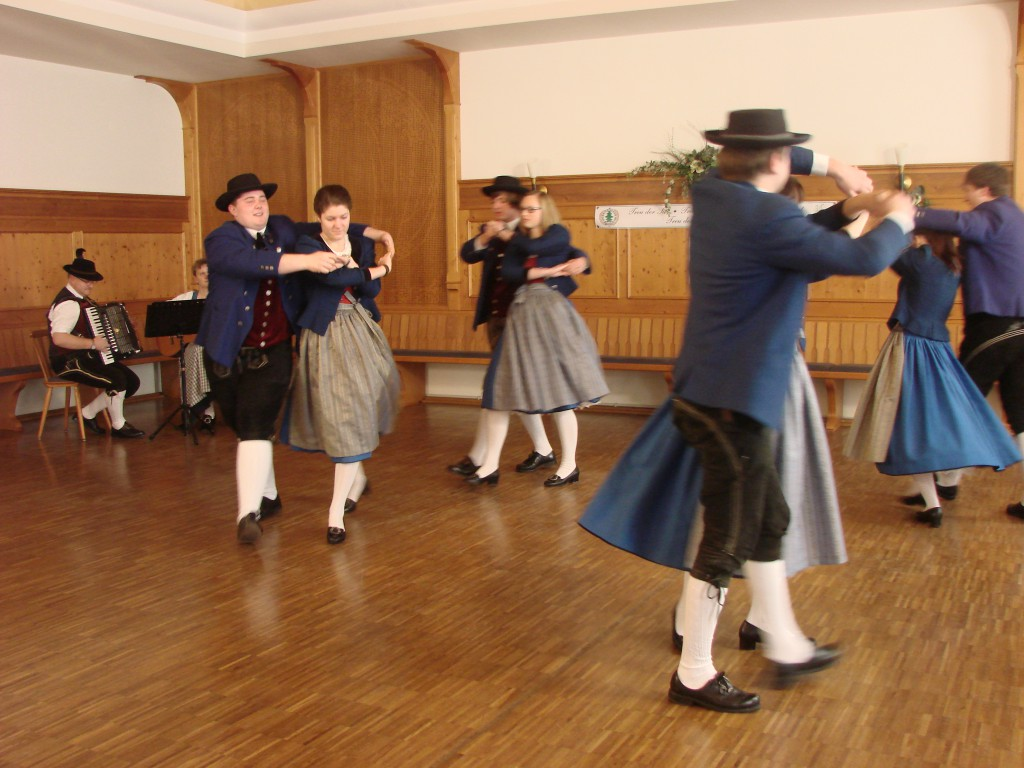Bild von Gruppe Tanzgruppe des Bayerischen Waldgaus