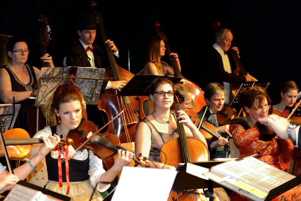 Bild von Gruppe Straubinger Ballorchester