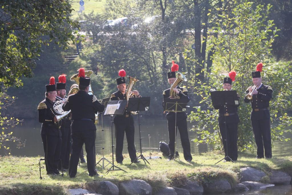 Bild von Gruppe Hofmarkmusikanten
