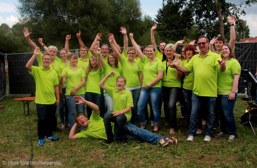 Bild von Gruppe Jugendkapelle Roggenstein