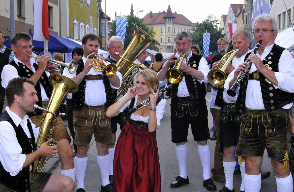 Bild von Gruppe Tanngrindler Musikanten