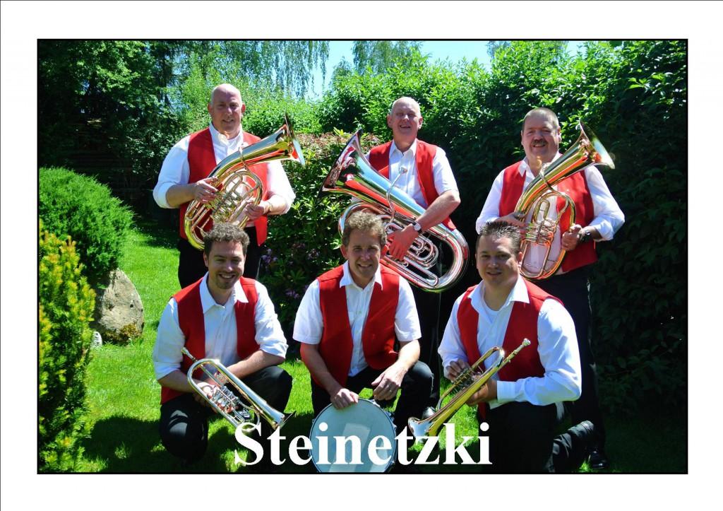 Bild von Gruppe Steinetzki