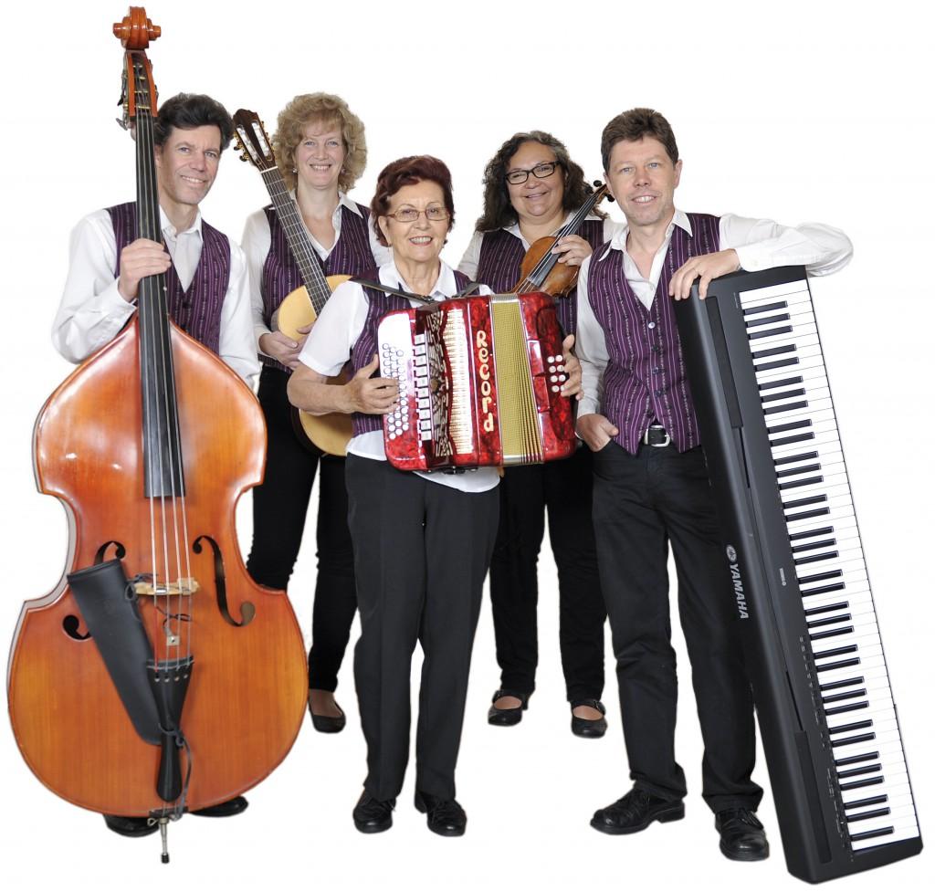 Bild von Gruppe Familienmusik Leuthold