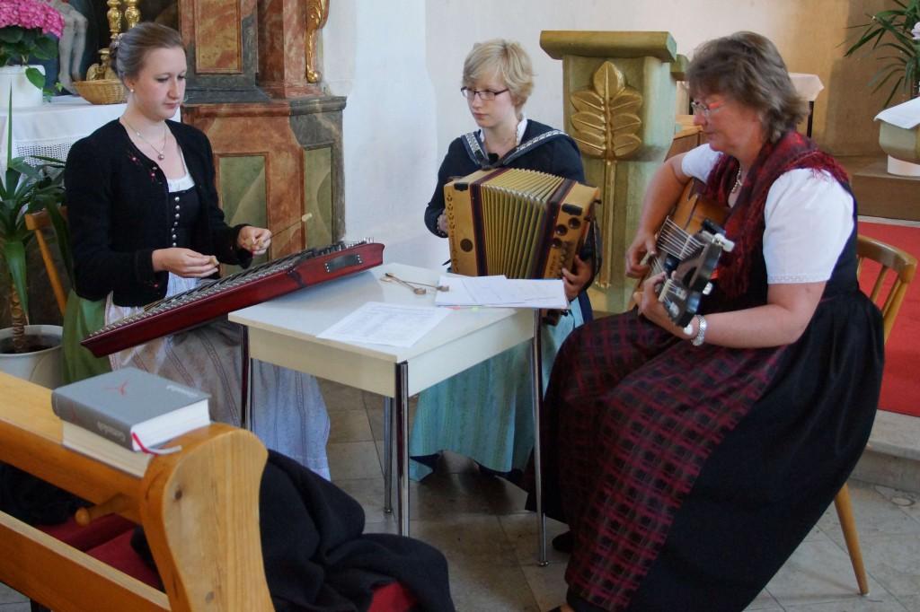Bild von Gruppe Familienmusik Eixenberger