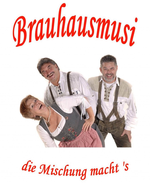 Bild von Gruppe Brauhausmusi