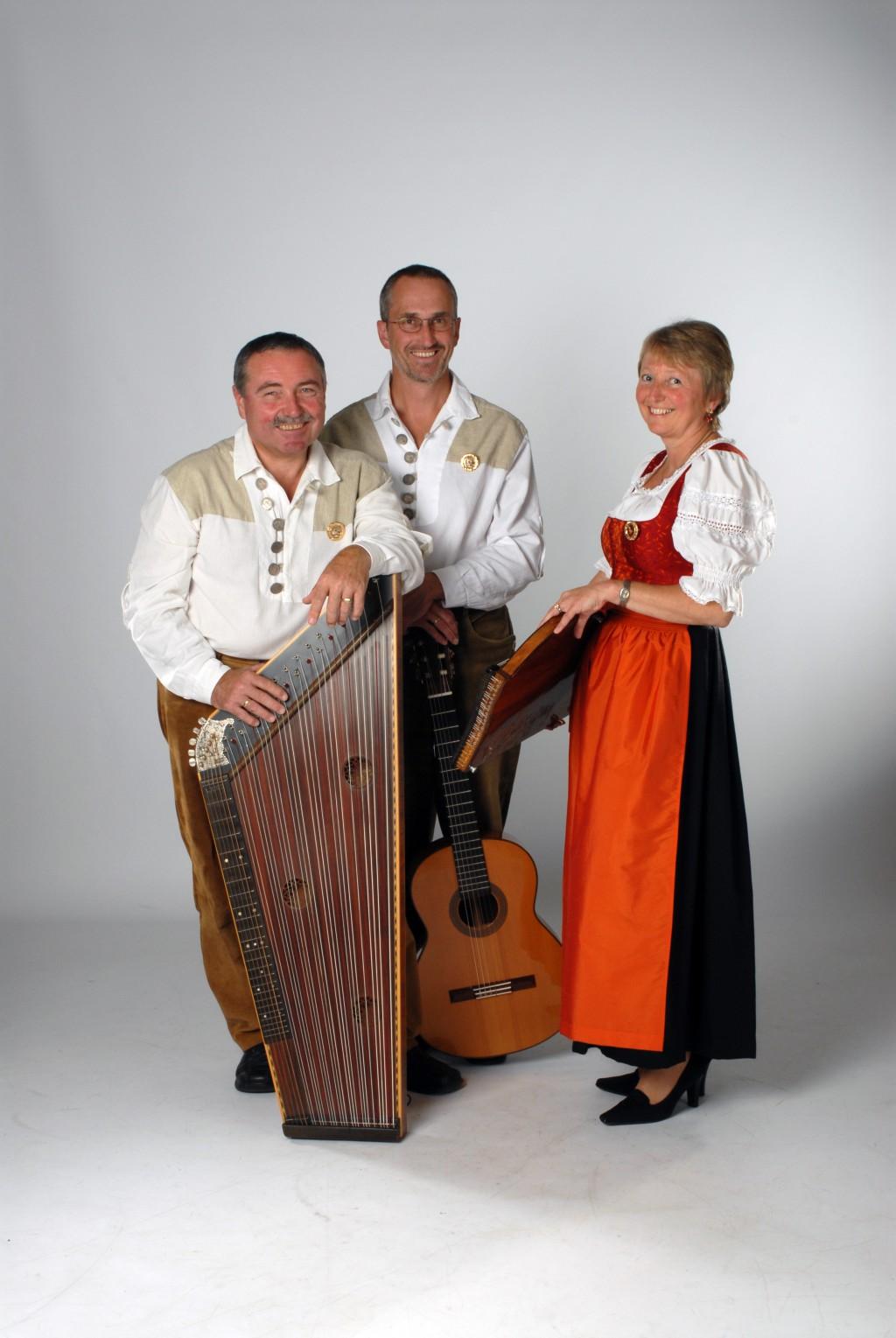 Bild von Gruppe Trio Collegio