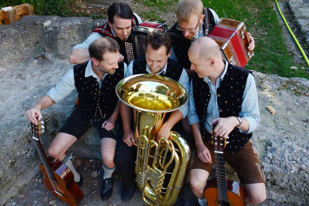 Bild von Gruppe Regentagmusik