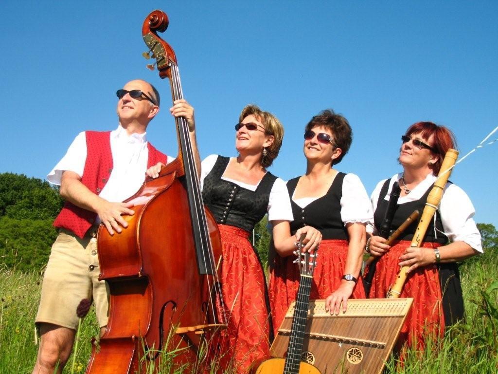 Bild von Gruppe Leyher Stubenmusik