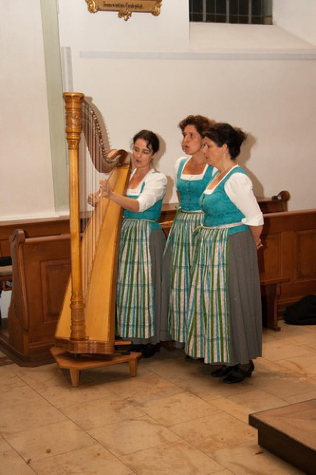 Bild von Gruppe Sunnaukirchner Sängerinnen