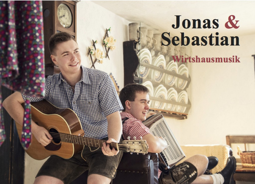 Bild von Gruppe Jonas & Sebastian