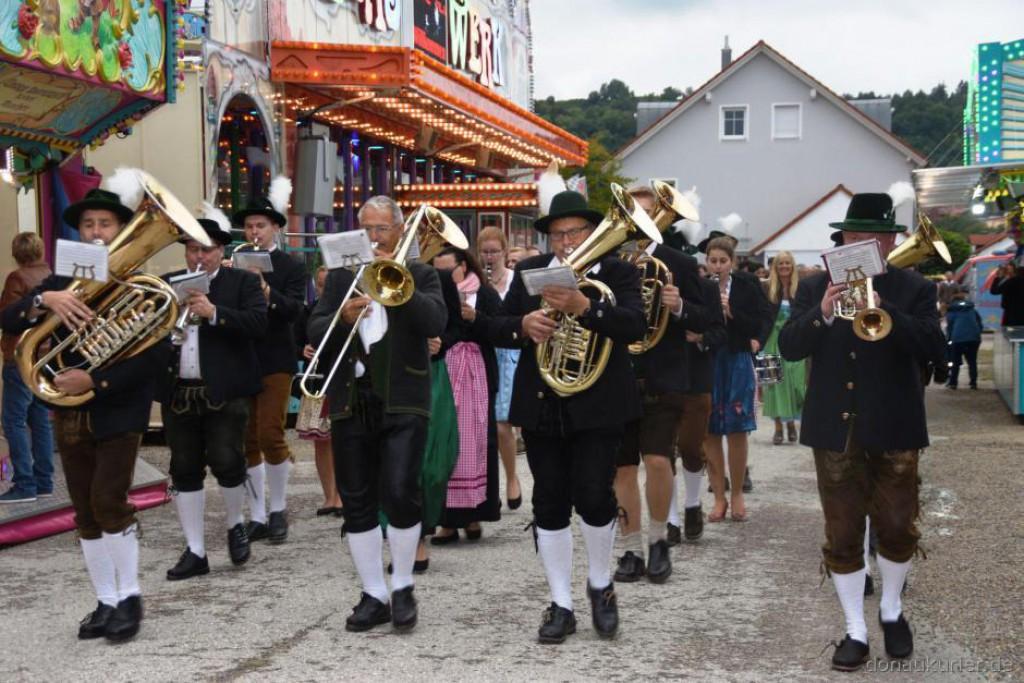 Bild von Gruppe Original Altmühltaler Blaskapelle Beilngries