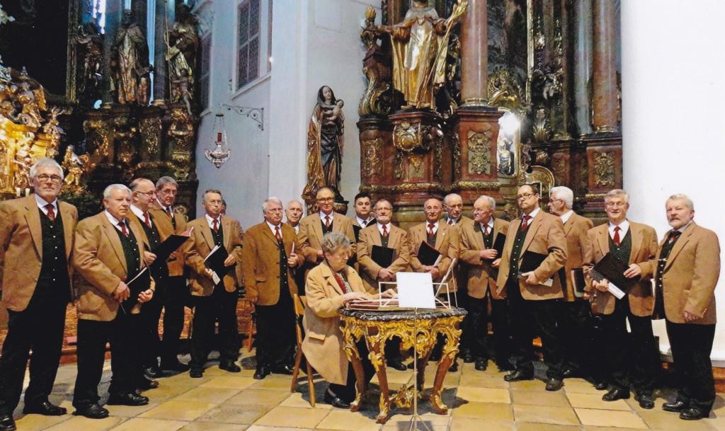 Bild von Gruppe Männergesangverein Geiersthal