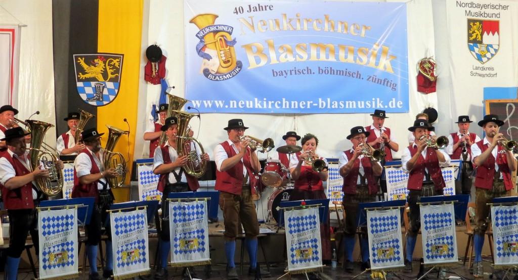 Bild von Gruppe Neukirchner Blasmusik