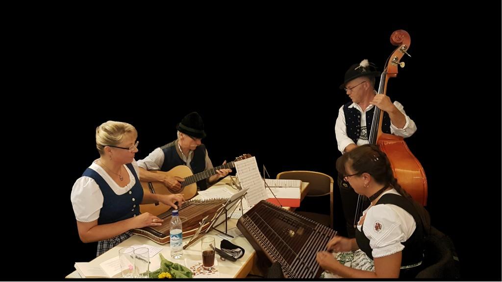 Bild von Gruppe Stubnmusi aus dem Isargau