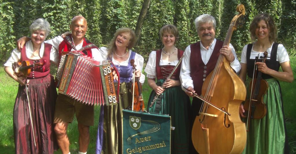 Bild von Gruppe Auer Geigenmusi