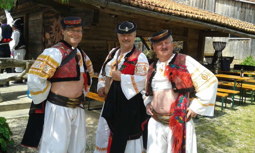 Bild von Gruppe FS Ocovan Slowakei