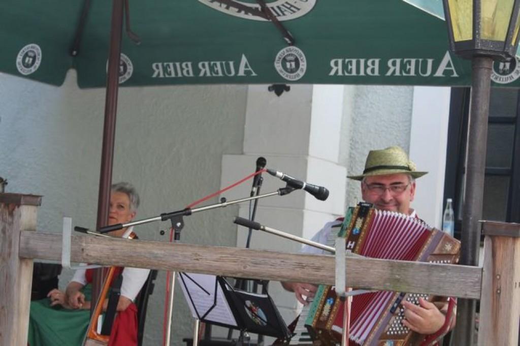 Bild von Gruppe D`Lindnblejh XS (Bayern-Jazz)