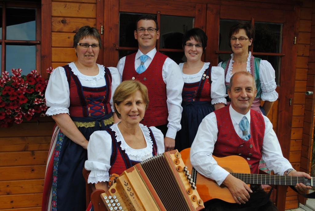 Bild von Gruppe Sünchinger Stubenmusik