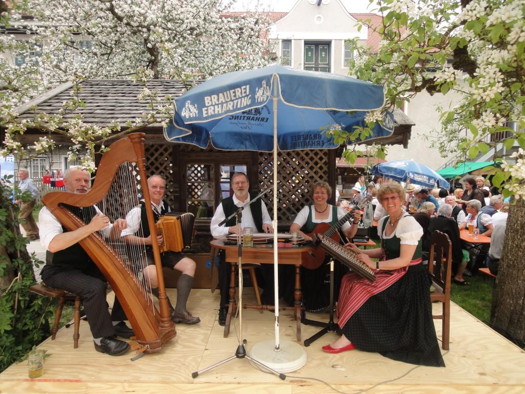Bild von Gruppe Mühldorfer Saiten- und Wirtshausmusik