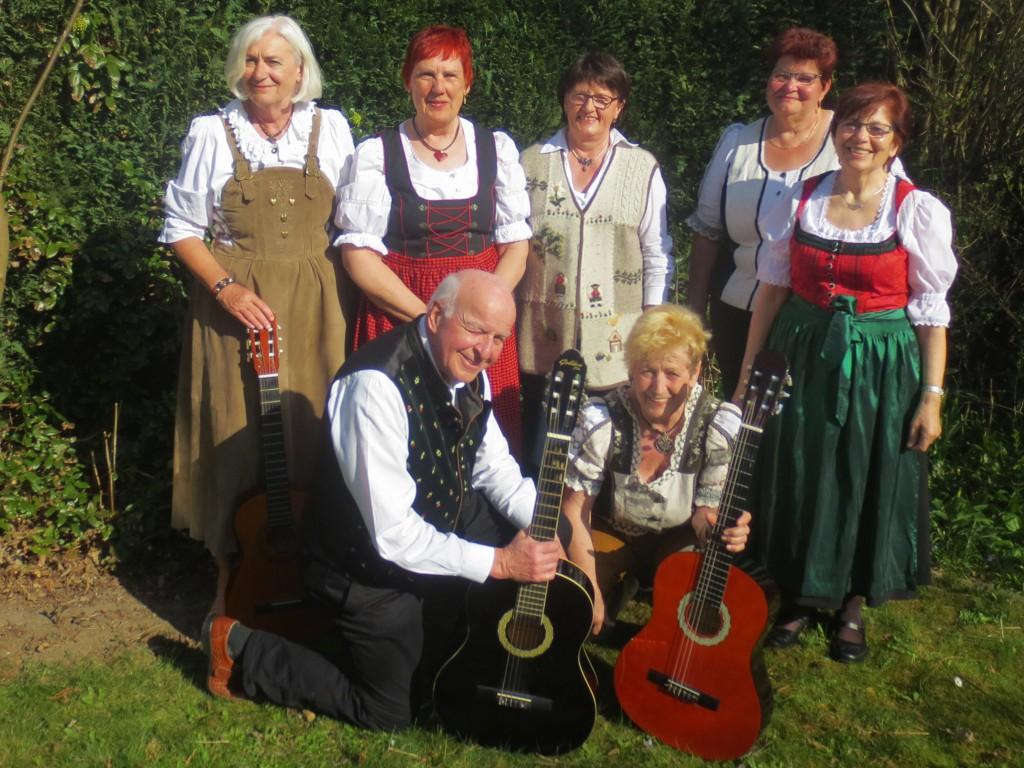 Bild von Gruppe Illertaler Sing und Zupfnudla