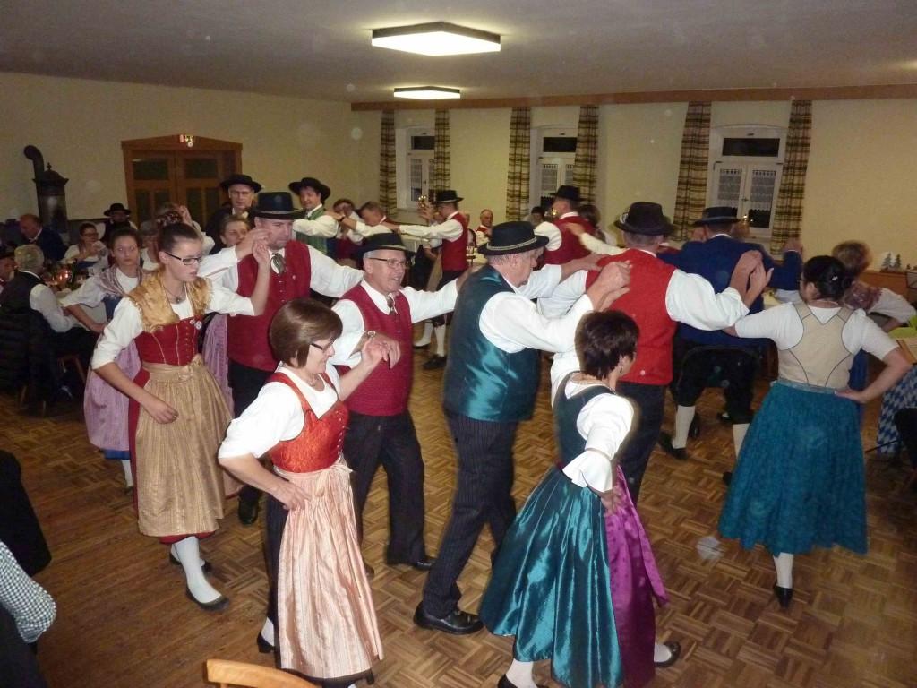 Bild von Gruppe Bayerischer Waldgau
