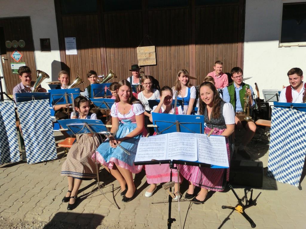 Bild von Gruppe Jugendkapelle Finsing