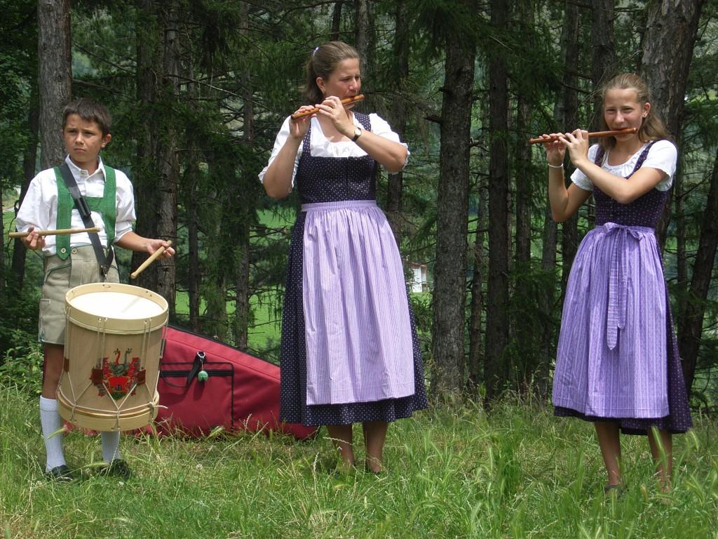 Bild von Gruppe Familienmusik Seiwald
