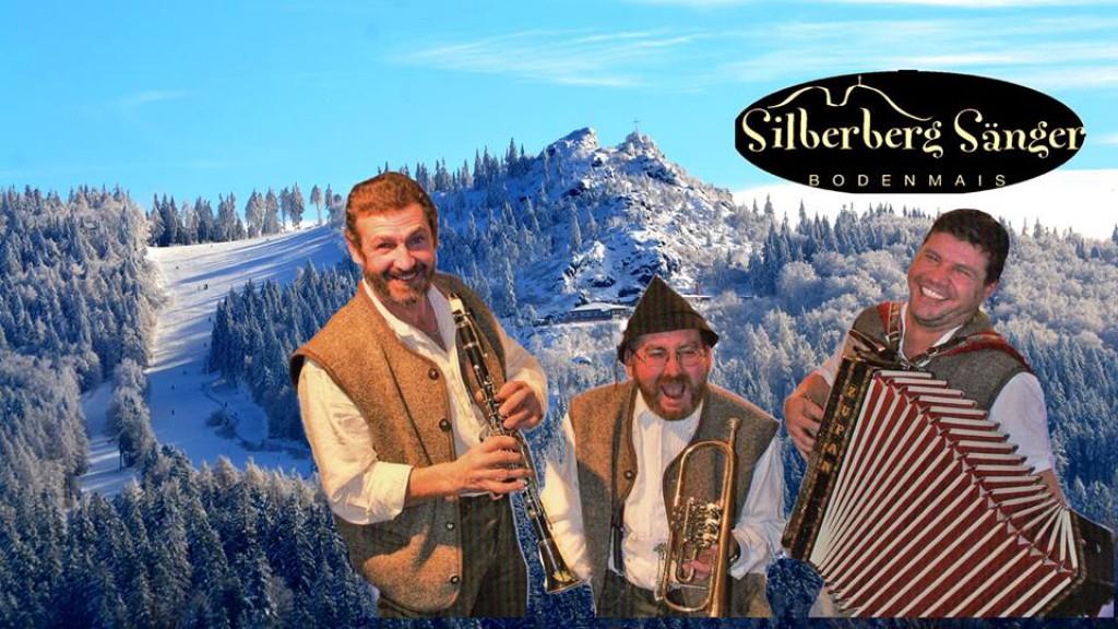 Bild von Gruppe Silberberg Sänger Bodenmais