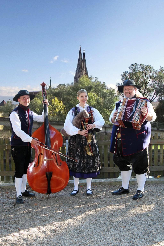 Bild von Gruppe Egerländer Familienmusik Schmidt