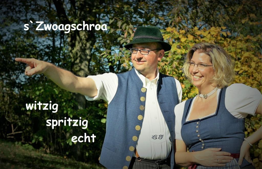 Bild von Gruppe ZWOAGSCHROA