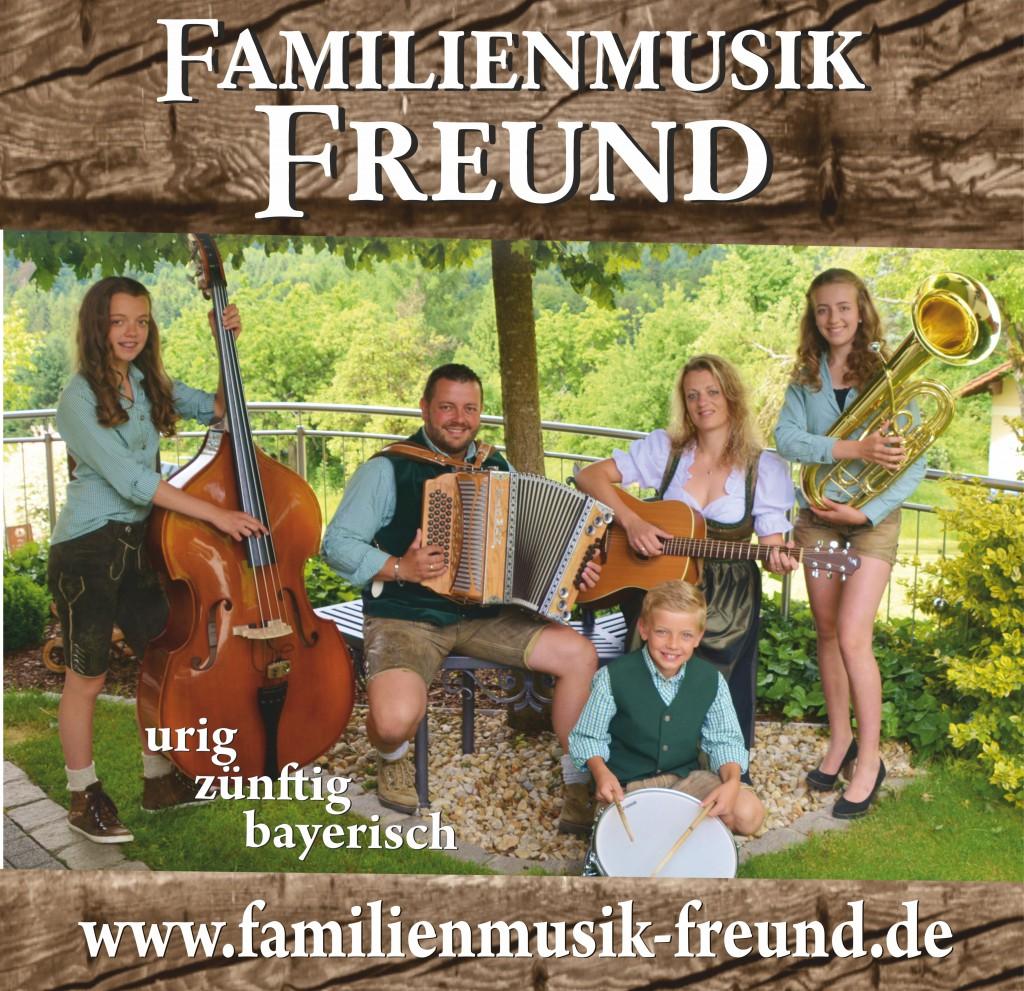 Bild von Gruppe Familienmusik Freund