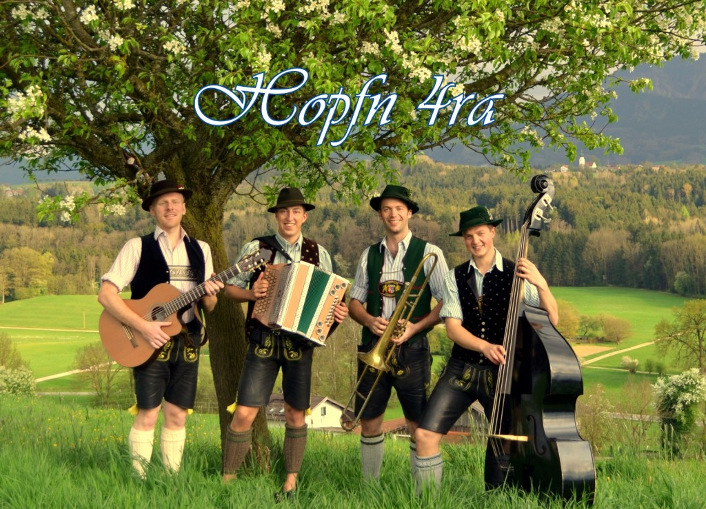Bild von Gruppe Hopfn4ra