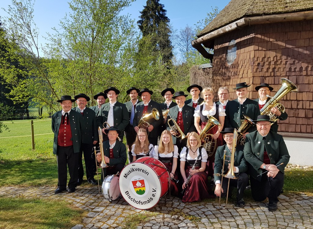 Bild von Gruppe Musikverein Bischofsmais e.V.