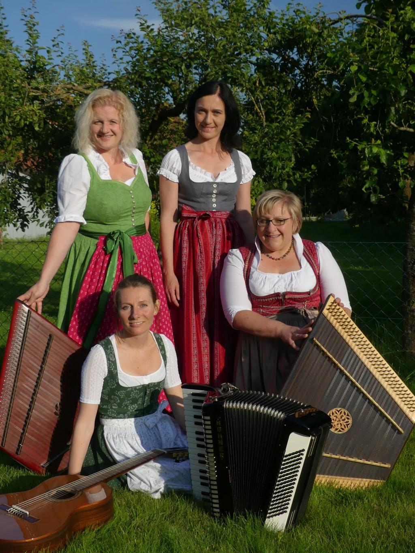 Bild von Gruppe Stubenmusik des Heimat und Volkstrachenverein Dingolfing
