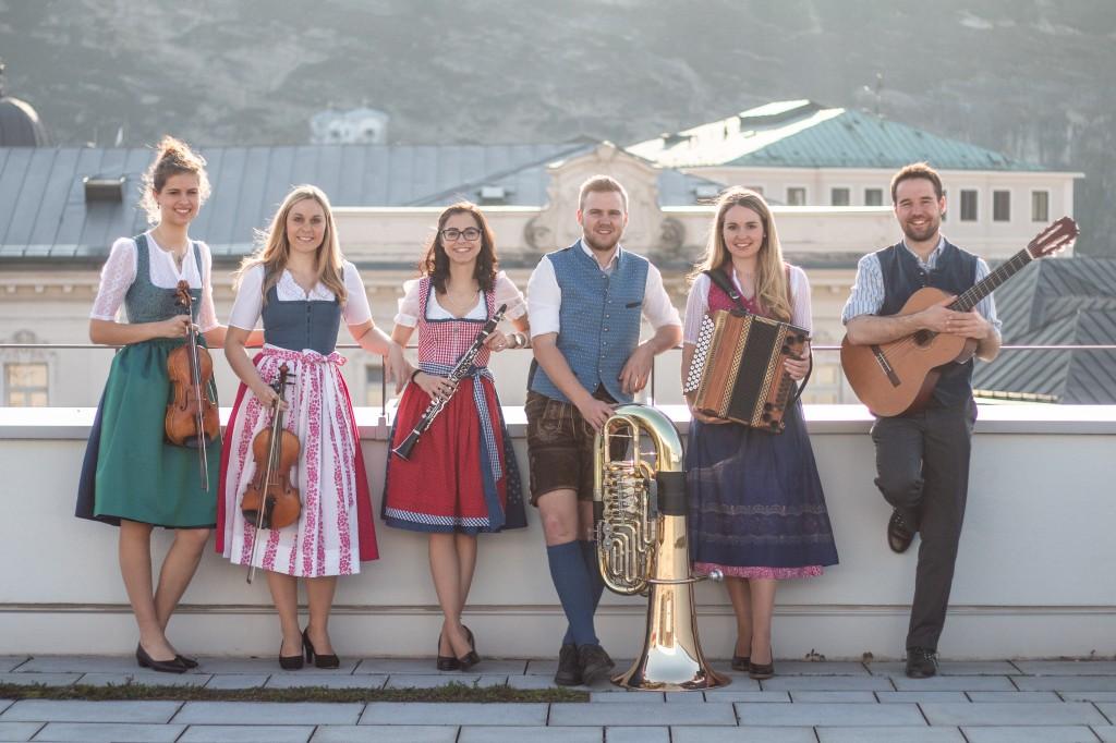 Bild von Gruppe Windstreich Musikanten