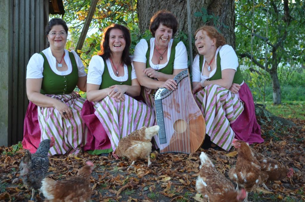 Bild von Gruppe Frauendreigsang Herbstzeitlos