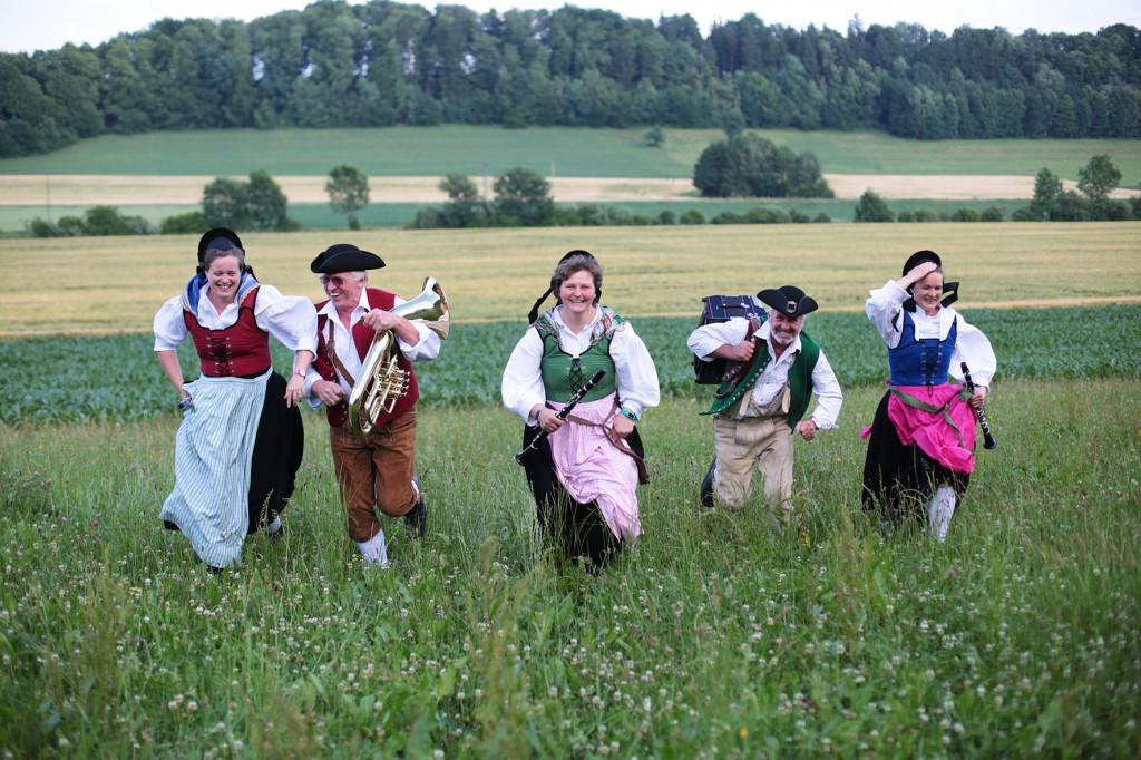 Bild von Gruppe Gradwägaholzguat