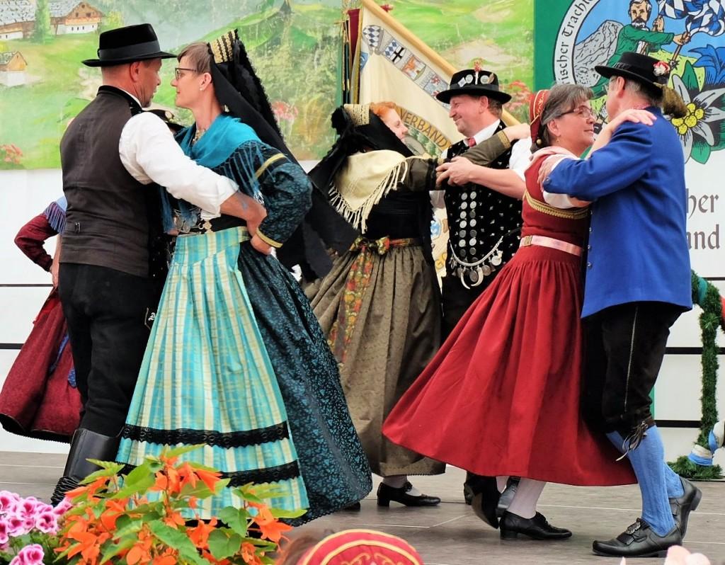 Bild von Gruppe Volkstanzgaugruppe des Donaugau-Trachtenverbandes