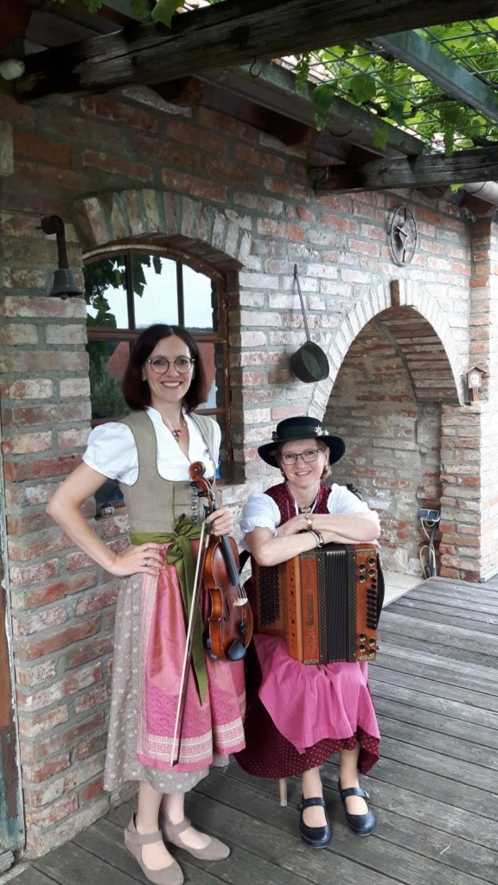 Bild von Gruppe D'Steirische Geign