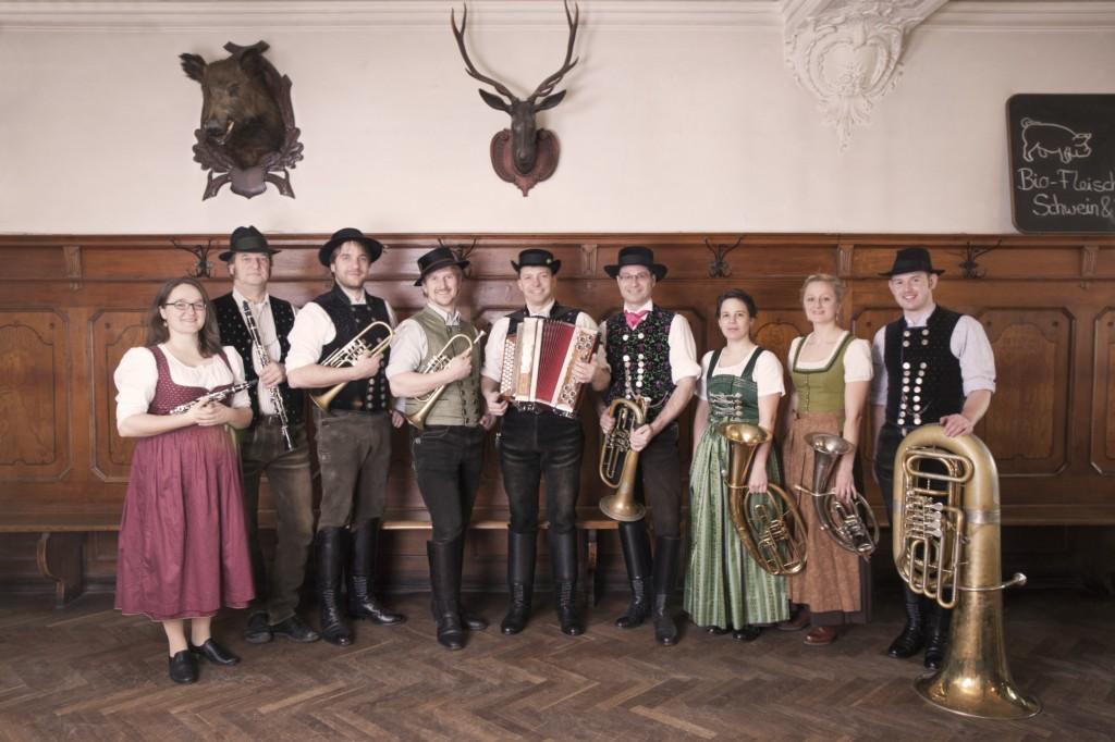 Bild von Gruppe Niederbayerischer Musikantenstammtisch