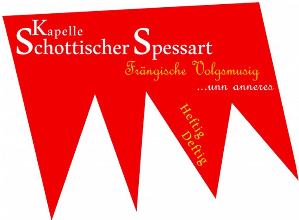 Bild von Gruppe Kapelle Schottischer Spessart